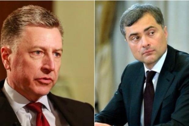 Стали известны результаты встречи Суркова иВолкера