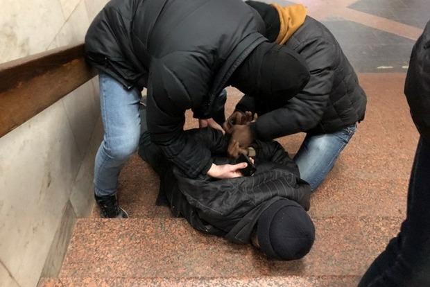 В харьковском метро планировался теракт