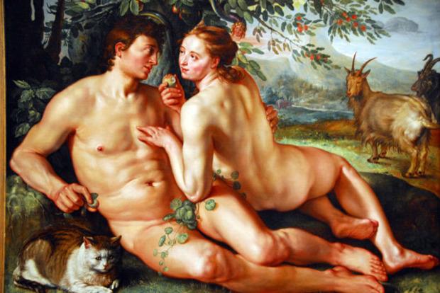 Ученые доказали существование Адама и Евы