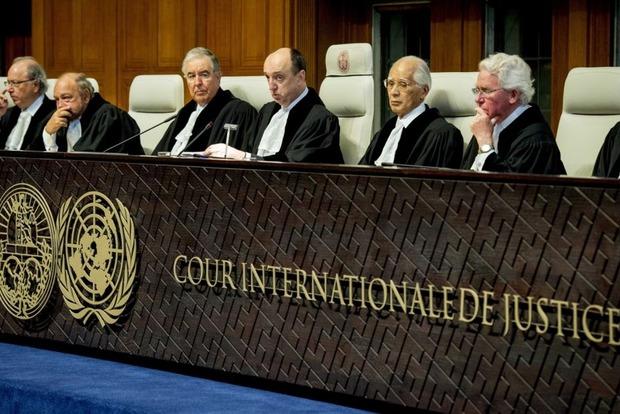 МИД России отреагировал на подачу Украиной иска в суд ООН