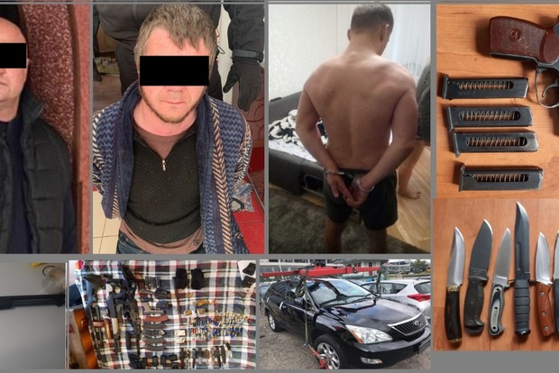 Затримали чергових підозрюваних в Броварський стрільбі