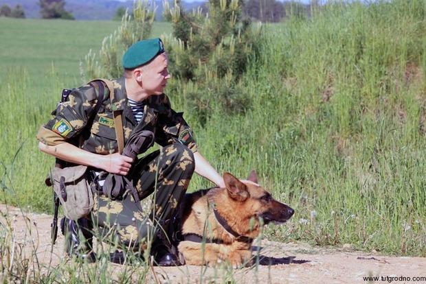 В Беларуси задержали украинца, который хотел перескочить границу