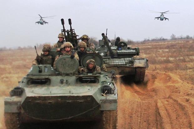 Муженко анонсировал военные учения