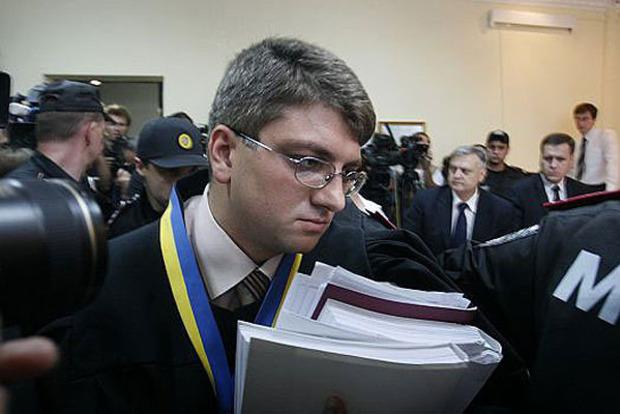 Суддя, який посадив Тимошенко, став адвокатом в Москві