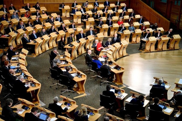 Шотландия поддержала референдум о независимости от Британии