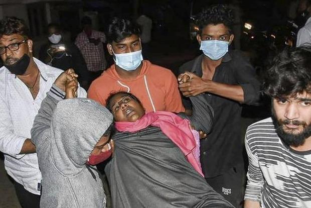 В Індії зафіксована хвороби з невідомим збудником
