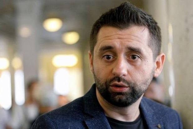 Председатель Верховной Рады с матом отчитал Николая Тищенко