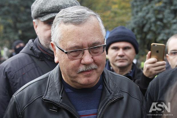 Слідком РФ порушив справу проти Анатолія Гриценка