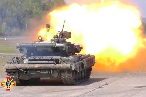 Танковые соревнования в Германии: Украине противостоит США