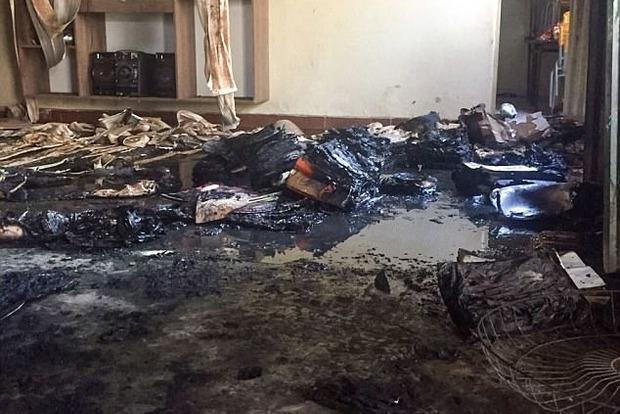 В Бразилии охранник детсада заживо сжег его воспитанников