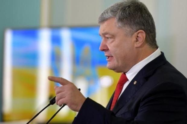 Порошенко: Никто не признает выборы в ОРДЛО