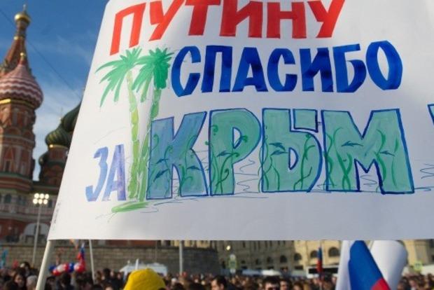 «Тримайтесь там, усього найкращого»: як і кого в Росії ЄС покарає санкціями за Крим