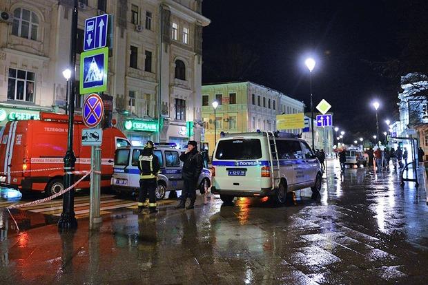 Растет число пострадавших в результате взрыва в Москве