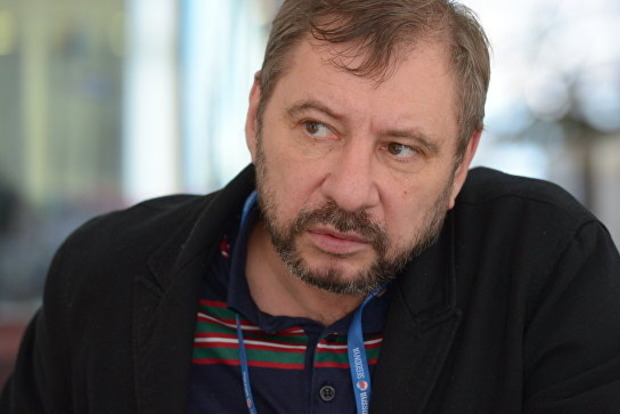 Украинские власти сняли споезда русского корреспондента