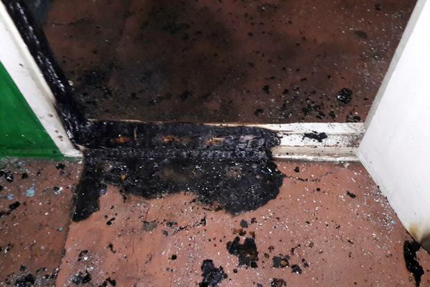 В Днепре собака спасла жильцов от верной смерти