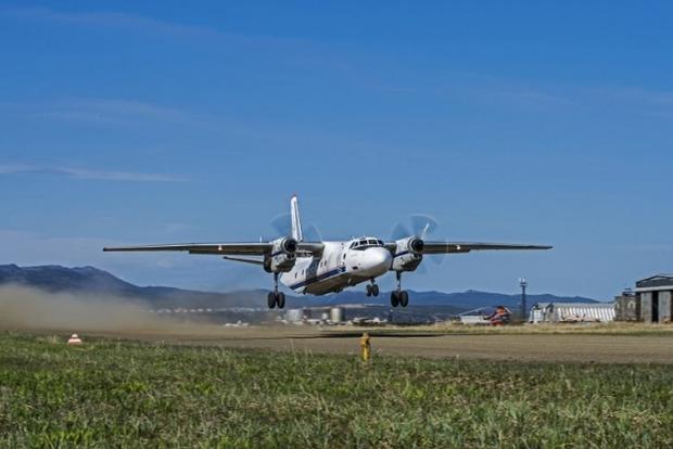 На России пропал с радаров очередной самолет