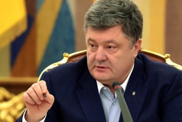 Порошенко просит Раду отменить е-декларирование для антикоррупционеров