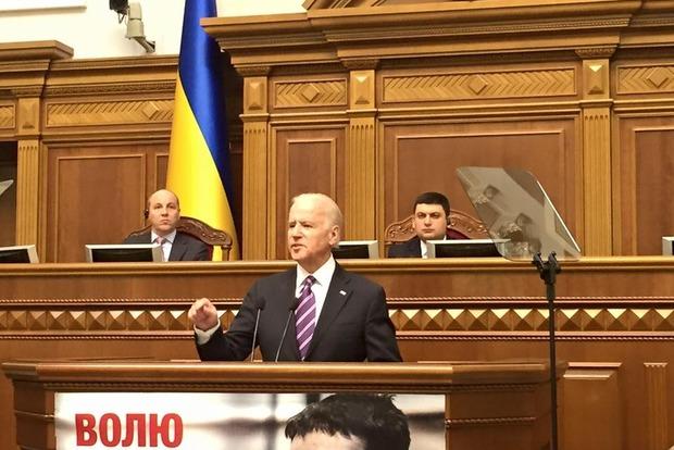 Байден: На Донбассе сепаратисты организованы и управляются Москвой