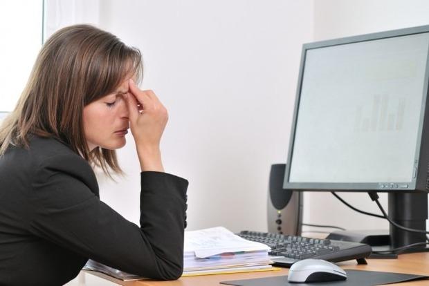 Люди, работающие за компьютером, имеют право на дополнительный отпуск