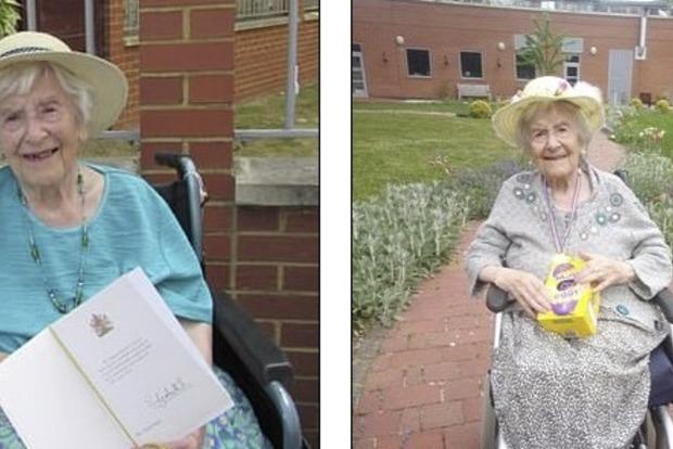 Выздоровевшая от коронавируса 107-летняя англичанка раскрыла необычный «рецепт» долголетия