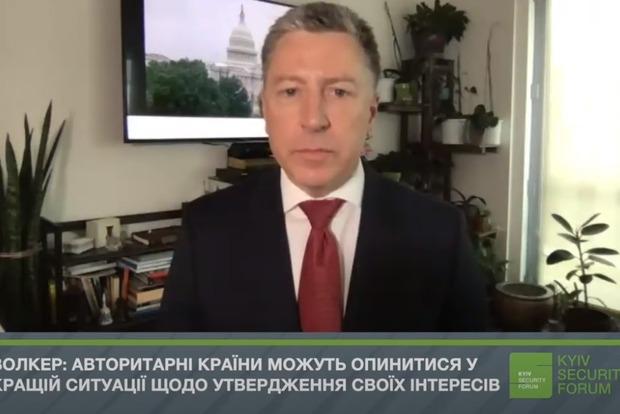 Курт Волкер рассказал, как Украина сможет вступить в НАТО