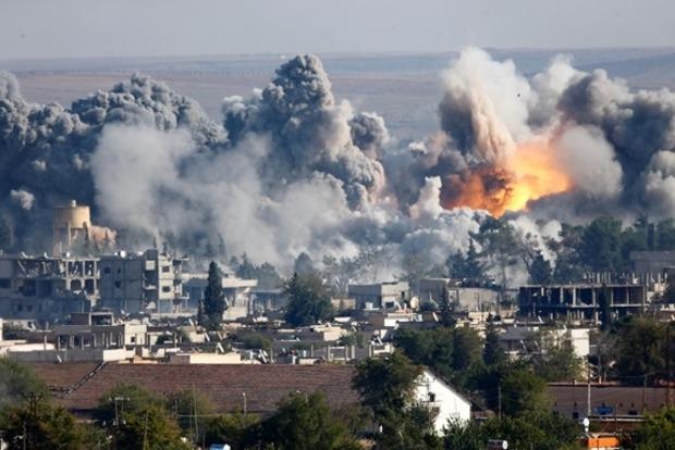 В Сирии в результате авиаудара правительственных войск погибли 44 человека