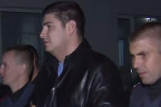 Пасынок Фирташа арестован на два месяца