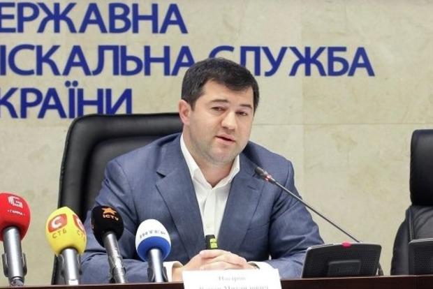 Насіров жорстко відреагував на рішення суду про контрабанду 1 млн доларів