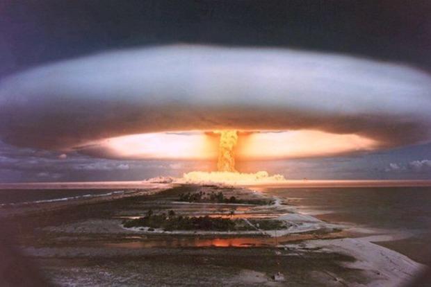 В Северной Корее назвали испытания водородной бомбы