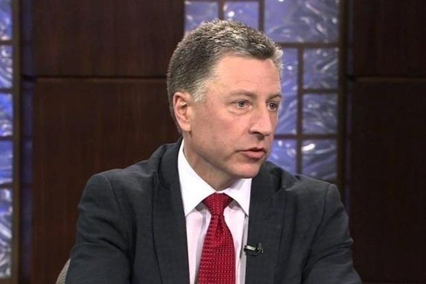 Волкер уже приехал на Донбасс