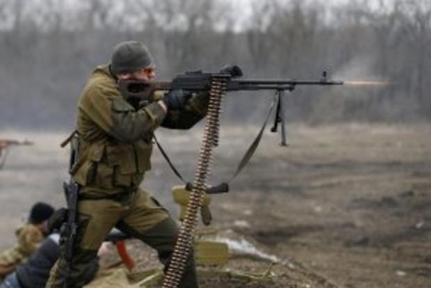 Около Сизого боевики снова атаковали позиции сил АТО