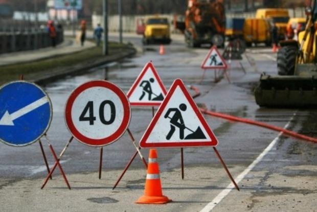 Киевавтодор взялся за ремонт Железнодорожного шоссе. Его перекроют