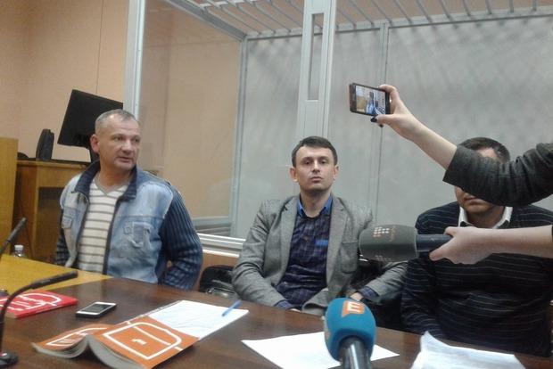 Активіста Майдану Івана Бубенчика затримали і привезли доКиєва насуд