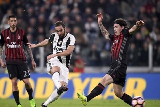 «Ювентус» скандально победил «Милан»