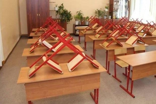 ВДнепропетровской области из-за холода школьников отпускают наканикулы