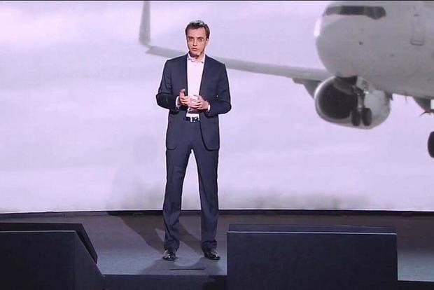 Рябикин: Аэропорт «Борисполь» рассчитывает нарекордный заработок  по результатам  2017 года