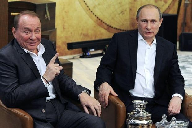 Політичні клоуни: Якубович і Масляков стали довіреними особами Путіна