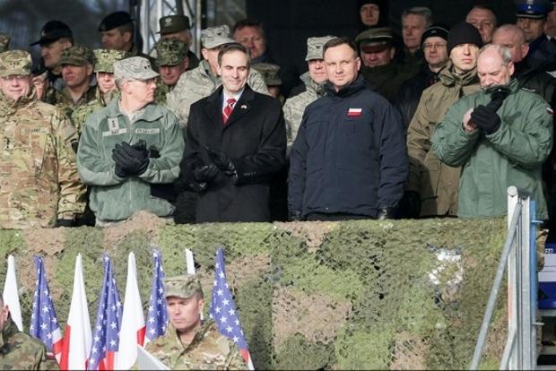 После учений в Польше США перебросят часть танков в страны Балтии