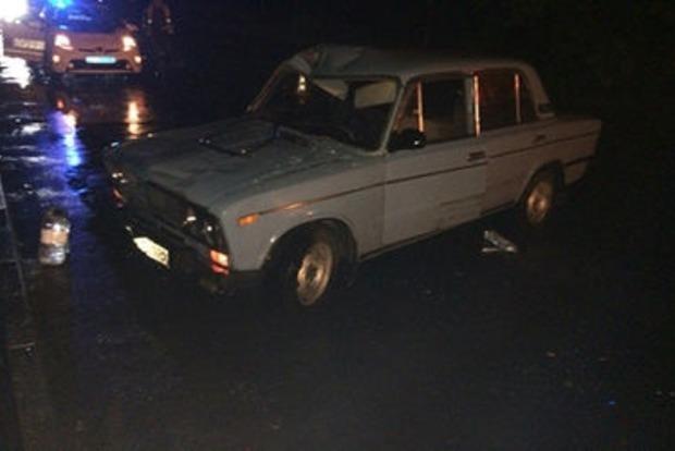 В Винницкой области водитель сбил четырех человек и сбежал