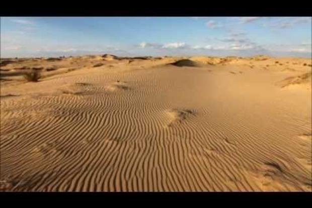 У Херсонській області зафіксовано рекордну спеку - 68 ° С на грунті