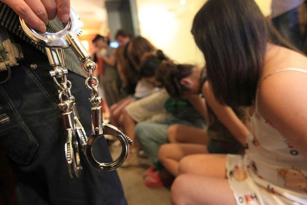 В Мариуполе полиция разоблачила организацию по продаже людей в секс-рабство