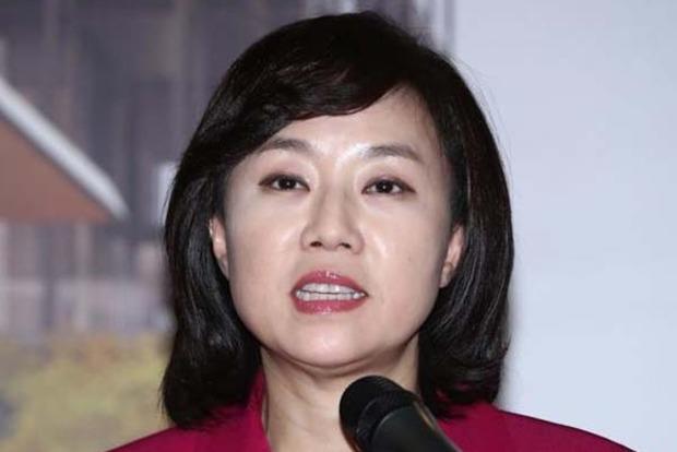 В Южной Корее арестована министр культуры