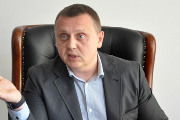 ГПУ обнародовала видео с признаниями посредника, которого задержали вместе с Гречакивським