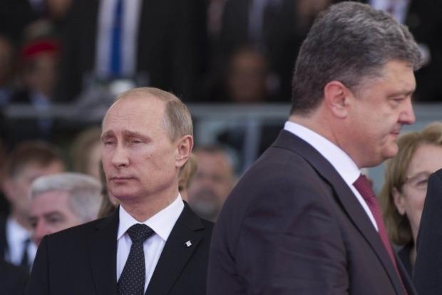 Песков опроверг свои слова о встречах Путина и Порошенко