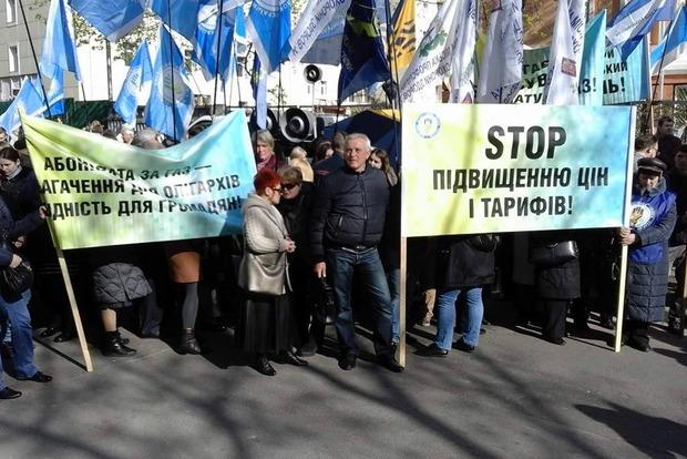 НКРЭКУ отменила решение о введении абонплаты за газ, но не навсегда