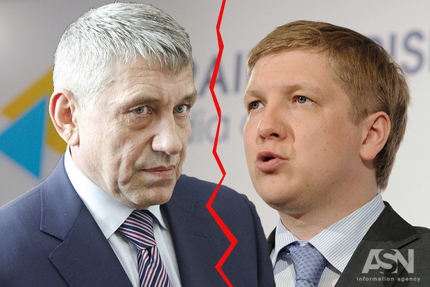 Нафтогаз против Минэнергетики. Коболев припомнил, как из-за Насалика Украина потеряла миллионы