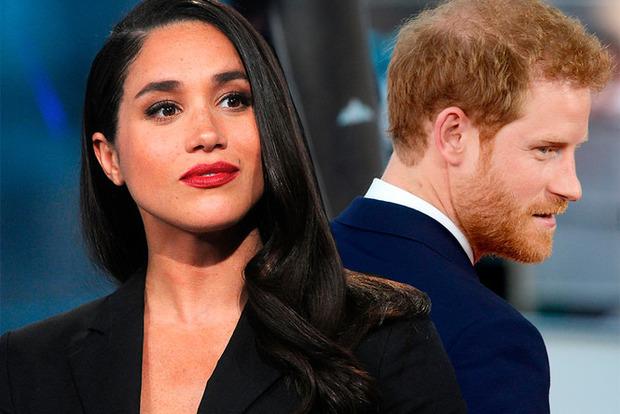 Хакеры опубликовали в Интернете снимки голой невесты принца Гарри