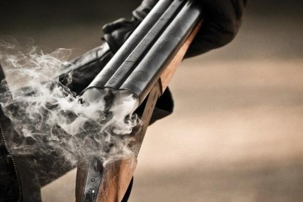 В Харькове женщина застрелила незваного гостя