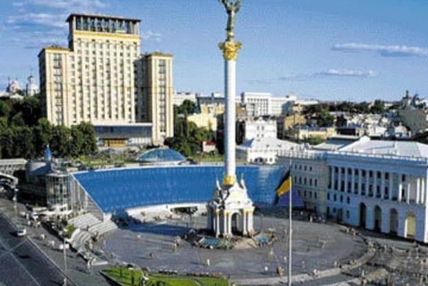 На Майдане произошли столкновения полиции и активистов
