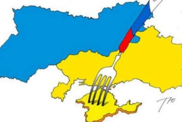 Через карту Украины без Крыма срочно проверят NewsOne